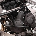 SW-Motech Crashbars/Engine Guards for Versys 650 07-11