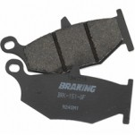 Braking SM1 Compound Rear Brake Pads for K1200RS 97-01
