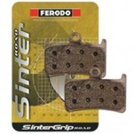 Ferodo Front Brake Pad Sintered STAC Track Day for YZF-R1 07-10
