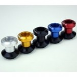 Driven D-Axis Spools 6mm for YZF-R1 98-13