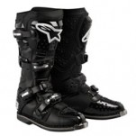 Alpinestars Men's Tech 8 Light Boots Black (Closeout)