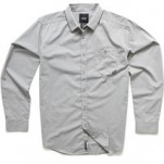 Alpinestars Men's On Point Long Sleeve Shirt Platinum (Closeout)