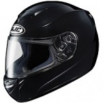 HJC CS-R2 Helmet Solid Black
