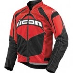 Icon Men's Contra Jacket Red