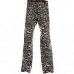 Drayko Men's Optix CE Approved Riding Jeans Grey-Camo