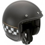 AGV Men's RP60 Cafe Racer Helmet Black