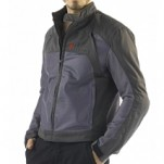 Dainese Air-Flux Textile Jacket Titanium (Closeout)