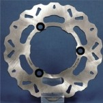 Galfer Solid Mount (Rear) Wave Rotor for Ninja 250R 08-12