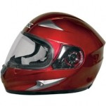 AFX FX-90 Helmet Solid-Wine-Red