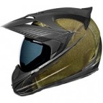 Icon Variant Battlescar Helmet Covert-Green
