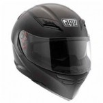 AGV Horizon Solid Helmet Black