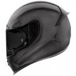 Icon Airframe Pro Ghost Carbon Helmet Black