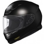 Shoei RF-1200 Solid Helmet Black