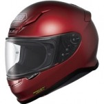 Shoei RF-1200 Helmet Solid Metallic-Wine-Red