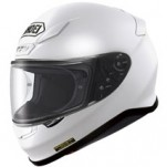 Shoei RF-1200 Solid Helmet White