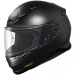 Shoei RF-1200 Solid Helmet Metallic-Black