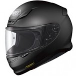 Shoei RF-1200 Solid Helmet Matte-Black