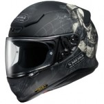 Shoei Brigand RF-1200 Helmet TC-5-Black/Gray
