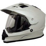 AFX FX-39 Helmet Solid-Pearl-White