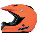 AFX FX-19 Helmet Solid Safety-Orange