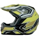 AFX FX-19 Helmet Yellow-Multi