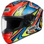 Shoei X-Twelve Daijiro TC-1 Helmet Multicolor