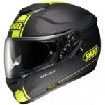 Shoei GT-Air Wanderer TC-3 Helmet Black/Yellow