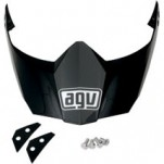 AGV Replacement Peak for AX-8 Dual Sport EVO Helmet