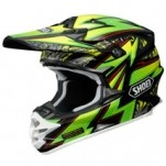 Shoei VFX-W Maelstrom TC-4 Helmet Multicolor