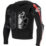 Alpinestars Bionic Pro Jacket Black/Red/White