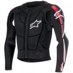 Alpinestars Bionic Plus Jacket Black/Red/White