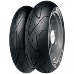 Continental Conti Sport Attack Tire Rear (Closeout)