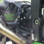Woodcraft Rearset Kit for ZX6R 09-12
