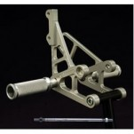 Woodcraft High Rearset Kit for SV650 99-02