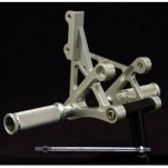 Woodcraft Rearset Kit for GSX-R600 01-05