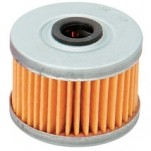 Parts Unlimited Oil Filter for XT225 92-07