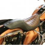 Roland Sands Design Enzo Touring 2-Up Seat for FLHX 08-13