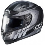 HJC RPHA 10 Pro Cypher MC-5F Helmet Gray/Black/White