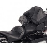Saddlemen Heated Road Sofa Dlx Touring Seat for FLTR 97-07 (Closeout)