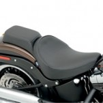 "Drag Specialties ""Chopped"" One-Piece Solo Style Seat for FXST 06-10"
