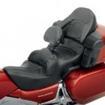 Saddlemen Road Sofa Seat w/ Backrest for GL1800 01-10