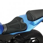 Saddlemen Gel-Channel Sport Bike Seat (Tech) for ZX6R 09