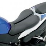 Saddlemen Gel-Channel Sport Bike Seat (Track-CF) for YZF-R1 09-14