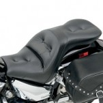 Saddlemen Heated Explorer RS Seat for VN900C Vulcan Custom 07-13 (Closeout)
