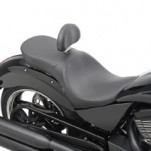 Drag Specialties Low-Profile Touring Seat for High Ball 12-15