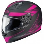 HJC FG-17 Force MC-8F Helmet Matte-Black/Pink