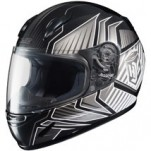 HJC Youth CL-Y Redline MC-5 Helmet Gray/Black/White
