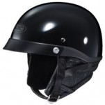 HJC CL-Ironroad Helmet Solid-Black