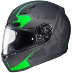 HJC CL-17 Mission MC-4F Helmet Black/Green/Gray