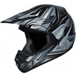 HJC Youth CL-XY Fulcrum MC-5 Helmet Gray/Black/White (Closeout)